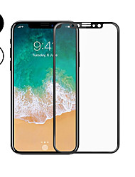 Недорогие -AppleScreen ProtectoriPhone XR HD Защитная пленка для экрана 1 ед. Закаленное стекло