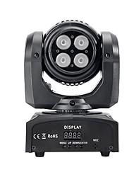 baratos -1pç 50 W / 120 W 3200~5600 lm 5 Contas LED Criativo Regulável Cores Gradiente Luzes LED de Cenário Mudança 220-240 V Comercial Palco Corredor / Escadas
