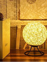 abordables -Traditionnel / Classique Décorative Lampe de Table Pour Chambre à coucher / Bureau / Bureau de maison Métal 220-240V