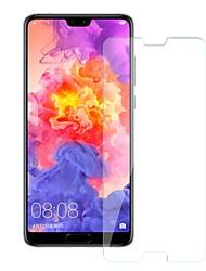 Недорогие -HuaweiScreen ProtectorHuawei P20 Уровень защиты 9H Защитная пленка для экрана 1 ед. Закаленное стекло