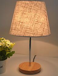 baratos -Simples Decorativa Luminária de Mesa Para Quarto Madeira / Bambu 220V