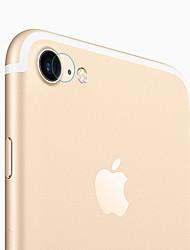 Недорогие -Защитная плёнка для экрана для Apple iPhone 8 / iPhone 7 Закаленное стекло 1 ед. Протектор объектива камеры HD / Уровень защиты 9H / Против отпечатков пальцев