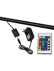 billiga -1st 6 W 420 lm 50 LED-pärlor SMD 5050 Vattentät / Fjärrstyrd / Dekorativ RGB 100-240 V