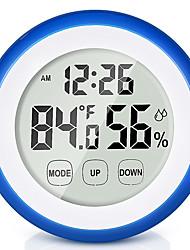 Недорогие -HZ-90568 многофункциональный комнатный термометр 0-50 град.C измерения температуры и влажности