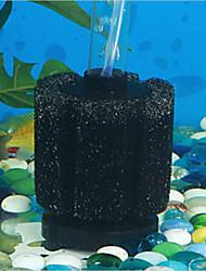 Недорогие -Аквариумы Фильтры Влажная чистка / Простота установки губка # V губка