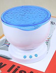 Недорогие -1 комплект Небесный проектор NightLight Цветной Аккумуляторы AA / USB Стресс и тревога помощи / Украшение 12 V