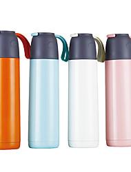 Недорогие -Drinkware Вакуумный Кубок / Бокал Нержавеющая сталь Компактность / сохраняющий тепло / Теплоизолированные Подарок / На каждый день