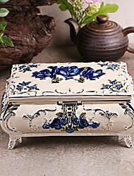 Недорогие -Не персонализированные сплав цинка Подарочные коробки Для нее / Невеста / Свидетельница Свадьба / На каждый день -