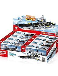 Недорогие -Игрушечные самолеты Высококачественный пластик ABS Детские Все Игрушки Подарок 8 pcs