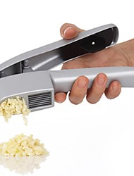 Недорогие -Алюминиевый сплав Приспособления для чеснока Творческая кухня Гаджет Кухонная утварь Инструменты Чеснок Имбирный 1шт