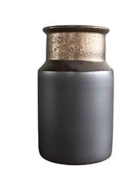 Недорогие -Вазы и корзины нерегулярный Керамика Ретро Классический / Одноместный Ваза