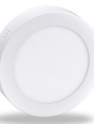 levne -zdm 18w 1600lm povrchová montáž led stropní světlo kulatý plochý led strop osvětlovací studený bílá teplá bílá ac85-265v kancelář obývací pokoj / jídelna komerční