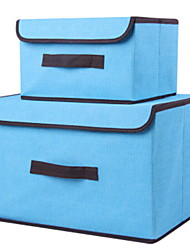 """Недорогие -Коробка для хранения Ткань """"Оксфорд"""" Обычные / Многослойный Дорожная сумка Сумки для хранения домашних хозяйств"""