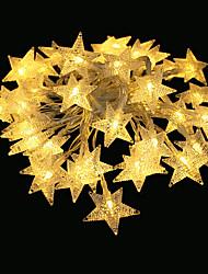 Недорогие -zdm 2m 20 leds usb powered star light fairy string light для дома дома свадьбы семейная школа party usb 5v