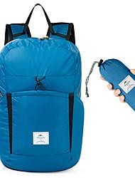 Недорогие -Naturehike 25 L Легкий упаковываемый рюкзак / Рюкзаки - Легкость, Пригодно для носки, Молния YKK На открытом воздухе Пляж , Походы, Сноубординг Нейлон Черный, Морской синий, Серый