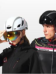 Недорогие -Mountainpeak Взрослые Мотоциклетный шлем BMX Шлем 13 Вентиляционные клапаны Легкий вес Формованный с цельной оболочкой ESP+PC Виды спорта Катание на коньках Велосипедный спорт / Велоспорт Велоспорт -