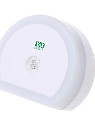 Недорогие -Датчик света ywxlight® usb белый ночной свет автоматический свет ночи для спальни usb порт легкий перенос вел ночник
