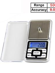 abordables -500g/0.01g Portable Échelle de bijoux numérique La vie à la maison