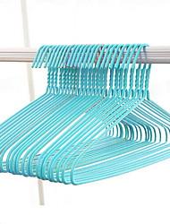 Недорогие -пластик Многофункциональный Одежда Вешалка, 20pcs