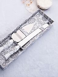 Недорогие -Нержавеющая сталь Свадьба Качественная бумага Столовые приборы