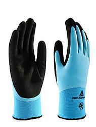 Недорогие -защитные перчатки для безопасности на рабочем месте защита от холода сопротивление низкой температуре -30