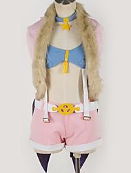 billiga -Inspirerad av Cosplay Cosplay Animé Cosplay-kostymer cosplay Suits Specialdesign Topp / Mer accessoarer / Sko Täck Till Herr / Dam