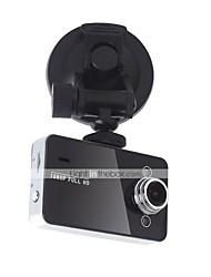 Недорогие -k6000 1080p / full hd 1920 x 1080 автомобиль dvr 120 градусов широкий угол 2,7-дюймовый тире камера с hdr автомобильный рекордер