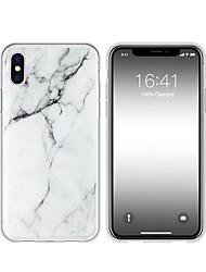 preiswerte -Hülle Für Apple iPhone XR / iPhone XS Max Muster Rückseite Solide Weich TPU für iPhone XS / iPhone XR / iPhone XS Max