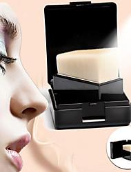 お買い得  -1個 メイクブラシ プロ ファウンデーションブラシ 化粧用ブラシ 人工毛 プロフェッショナル / 新デザイン / 合成 プラスチック