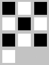 billige -Dekorative Mur Klistermærker - 3D mur klistermærker Abstrakt / Sille Liv Badeværelse / Køkken