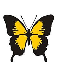 Недорогие -Желтый / Розовый Автомобильные наклейки Мультяшная тематика / Спорт / Симпатичные Стиль Дверные наклейки / Наклейки для автомобилей Животное / Мультипликация Стикеры