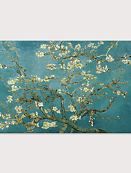 halpa -Painettu Pingoitetut kanvasprintit - Kuuluisa Maisema Moderni