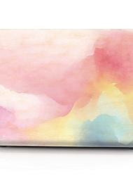 """Недорогие -MacBook Кейс Масляный рисунок ПВХ для MacBook Pro, 13 дюймов / MacBook Air, 13 дюймов / New MacBook Air 13"""" 2018"""
