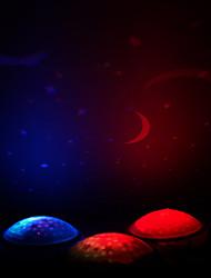 abordables -Décorations de vacances Nouvel An / Décorations de Noël Eclairage de Noël Lampe LED / Décorative Multi-couleurs 1pc