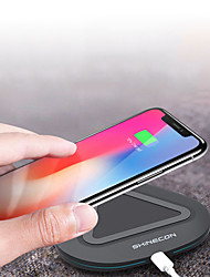 billiga Telefoner och Tabletter Laddare-Trådlös laddare USB-laddare USB Trådlös laddare / Qi 1 USB-port 2 A DC 5V för Universell