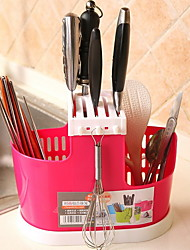 Недорогие -1шт Коробки для хранения Пластик Аксессуар для хранения