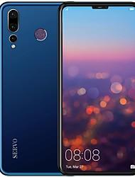 """Недорогие -SERVO P20 6.18 дюймовый """" 4G смартфоны ( 1GB + 16Гб 0.3 mp / 8 mp MediaTek MT6739 2800 mAh mAh )"""
