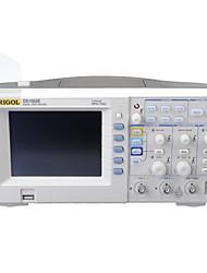 Недорогие -Rigol DS1052E 5,6-дюймовый TFT ЖК-дисплей 50 МГц 2-канальный цифровой оптический осциллограф с 1-амперным датчиком 1gsa / s с высоковольтным датчиком