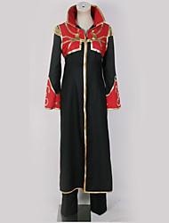 זול -קיבל השראה מ קוספליי קוספליי אנימה תחפושות קוספליי חליפות קוספליי עיצוב מיוחד תחפושות עבור בגדי ריקוד גברים / בגדי ריקוד נשים