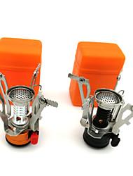 Недорогие -ARDI® Походная горелка Походная плита Столовые наборы принадлежность Легкость за Алюминиевый сплав на открытом воздухе Пешеходный туризм Походы Черный Оранжевый