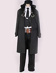 זול -קיבל השראה מ קוספליי קוספליי אנימה תחפושות קוספליי חליפות קוספליי פשוט / בריטי מעיל / אפוד / חולצה עבור בגדי ריקוד גברים / בגדי ריקוד נשים