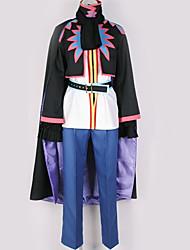 baratos -Inspirado por Fantasias Fantasias Anime Fantasias de Cosplay Ternos de Cosplay Design Especial Blusa / Calças / Capa Para Homens / Mulheres