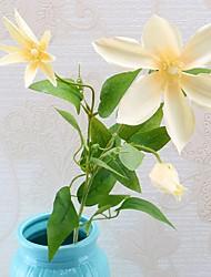 levne -Umělé květiny 1 Větev Klasické minimalistický styl Moderní Věčné květy Květina na stůl