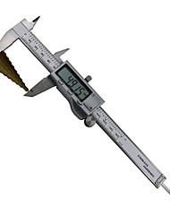 Недорогие -цельнометаллический штангенциркуль с металлическим корпусом из нержавеющей стали мера 0-150 (мм)