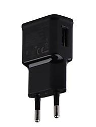 Недорогие -Портативное зарядное устройство / Беспроводное зарядное устройство Зарядное устройство USB Евро стандарт Нормальная 1 USB порт 2 A DC 5V для