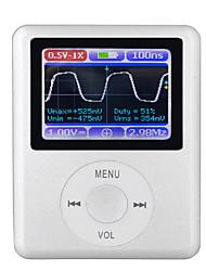 Недорогие -Портативный мини карманный цифровой осциллограф dso168 с полосой пропускания 20 м Частота дискретизации 100 м