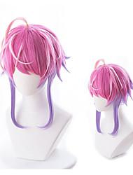 Недорогие -Косплей Косплей Косплэй парики Все Розовый Аниме