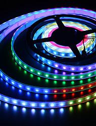 Недорогие -Brelong красочные smd5050 150led резиновые водонепроницаемые световые полосы 5 м ширина 10 мм