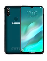 """Недорогие -DOOGEE Y8 6.1 дюймовый """" 4G смартфоны (3GB + 16Гб 5 mp / 8 mp MediaTek MT6739 3400 mAh mAh) /  двойной фотоаппарат"""