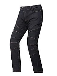 Недорогие -езда племя мотоцикл мужские байкерские джинсы защитное снаряжение мотокросс гоночный мотоцикл дышащие брюки прямые брюки